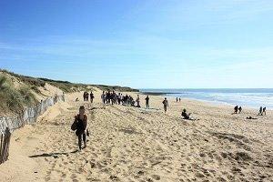 Mine Beach - Jard-sur-Mer