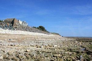 Plage de Madoreau - Légère - Ragounite - Jard-sur-Mer