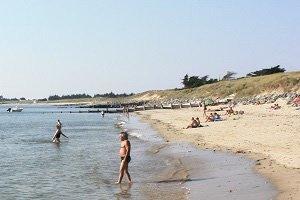 Spiaggia della Cabane