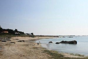 Spiaggia dei Lutins