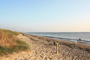 Spiaggia Onchères