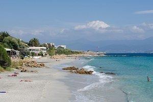 Spiaggia di Barbicaja