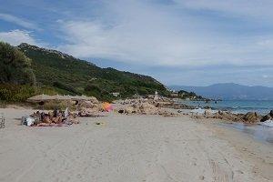 Spiaggia del Goeland