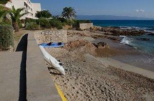 Spiaggia Maxime