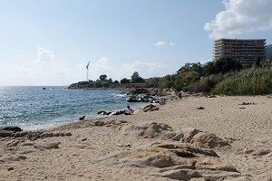 Spiaggia di Beau Rivage
