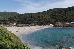 Spiaggia di Petit Capo - Sevani - St-Antoine