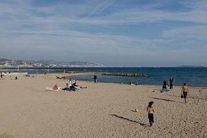 Spiaggia Robinson - Mandelieu-la-Napoule