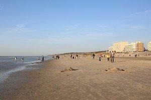 Spiaggia Centrale - Hardelot-Plage