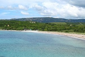Spiaggia d'Arbitru