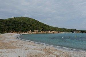 Spiaggia di Furnellu - Caniscione