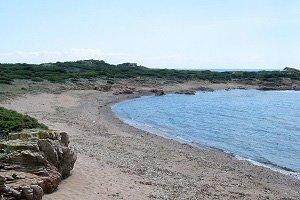 Spiaggia di Saparella