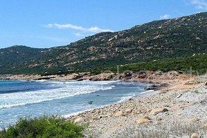 Spiaggia di Mucchiu Biancu