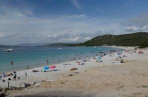 Argent Beach - Coti-Chiavari
