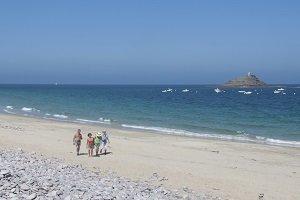 Spiaggia di Saint Michel