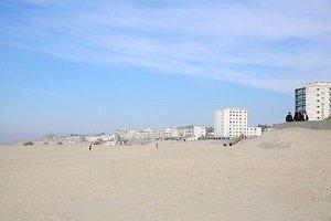 Spiaggia di Dobin - Berck