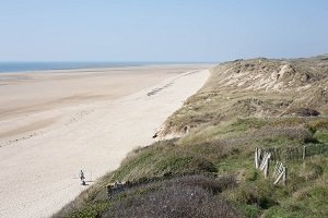 Vieille Eglise Beach - Barneville-Carteret