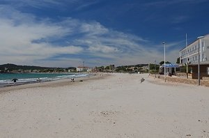 Sablettes Beach - La Seyne-sur-Mer