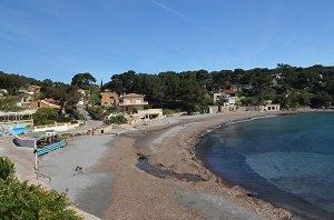 Spiaggia di Fabrégas