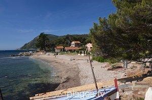 Spiaggia della Verne