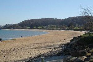 Clouet Beach - Carantec