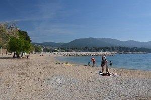 Spiaggia di Péno