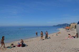 Spiaggia Olbia Almanarre