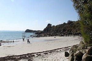 Traon Erc'h Beach - Roscoff