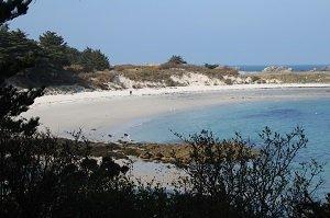 Jacobins Beach - Perharidi - Roscoff