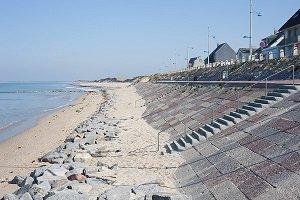 Cale Louis Robert Beach - Central Beach - Pirou