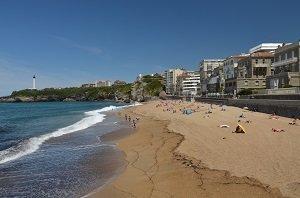 Spiaggia Miramar