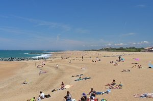 Sables d'Or Beach  - Anglet
