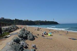 Spiaggia del VVF