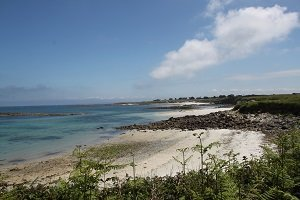Porz Kavou Beach - Ile de Batz