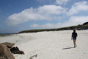 Poull Zarab Beach - Ile de Batz