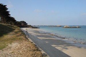 Rocher Saint Jean Beach - Santec