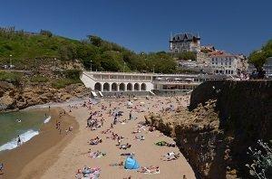 Spiaggia Port Vieux
