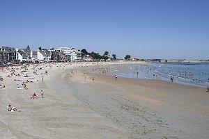 Toulhars Beach - Larmor-Plage