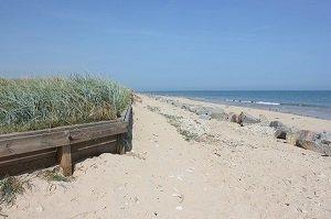 plage sword beach