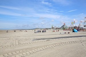 Central Beach - Le Touquet-Paris-Plage