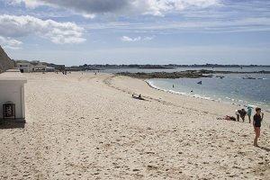 Grande Plage Beach - Port-Louis