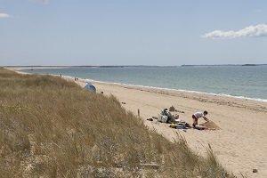 Kervegant Beach - Plouhinec