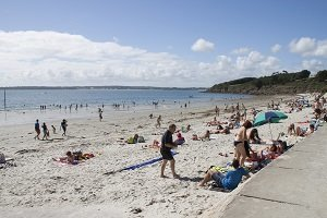 Sables Blancs Beach - Concarneau