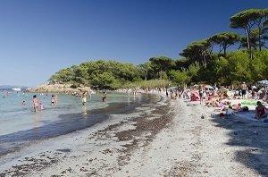 Spiaggia d'Argento - Spiaggia d'Argent