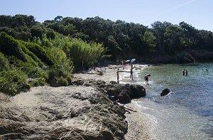 Spiaggia dell'Aiguade