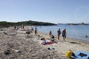 Spiaggia del Langoustier