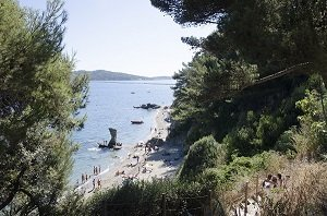Mitre Beach - Toulon