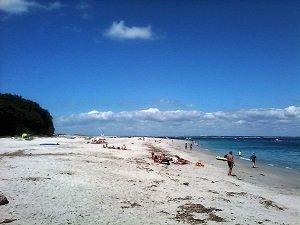Grands Sables Beach - Groix