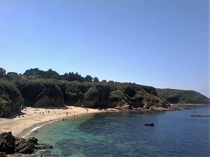 Porh Skeudoul Cove - Groix
