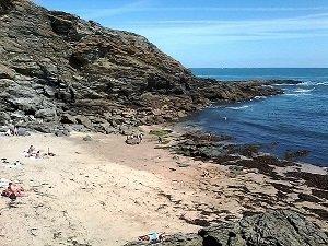Curés Beach - Groix