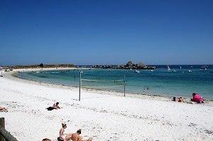 Spiaggia Les Crapauds - Brignogan-Plage